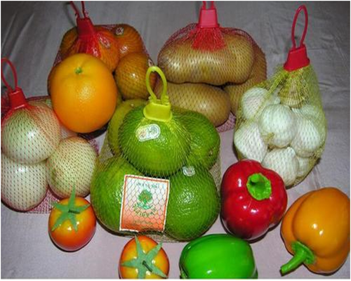 Fruit & Vegetable Net Bag, Net Bags | Gill, Ludhiana