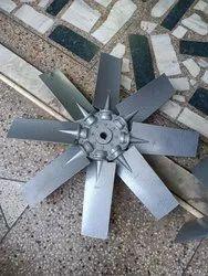 Aluminium Gravity Casting Impeller