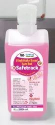 Safetrack Ethyl Alcohol Based Hand Rub in 500ml Pack