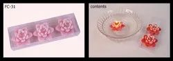 Floating Candle (Set Of 3)