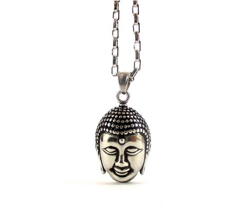 Lord buddha pendant silver at rs 649 piece designer chandi ke lord buddha pendant silver mozeypictures Image collections