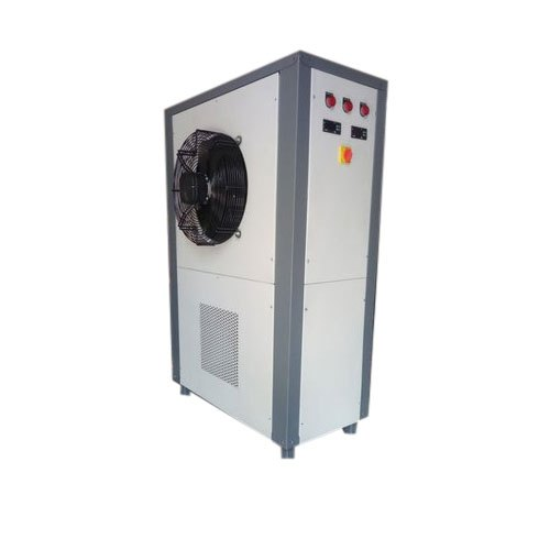 Three Phase Mild Steel Automatic Water Chilling Machine