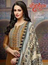 Samaira Fashion Presents Latest Salwar Kameez