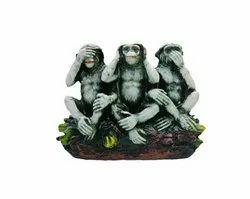 Three Monkeys of Mahatma Gandhi