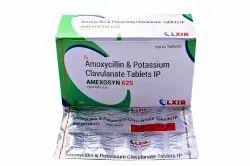 Amoxicillin & Potassium Clavulanate Tablets IP