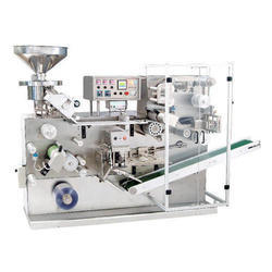 Double Track Tablet Thermoforming Blister Packing Machine
