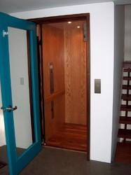 Wooden Swing Door Lift