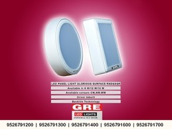 Ceramic GRE LED Surface Panel 12W