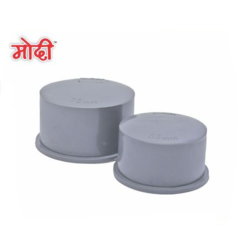 PVC Plain End Cap