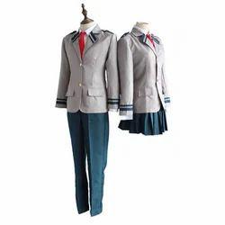 Polyester Viscose Mix School Uniform