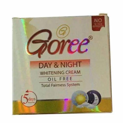 Goree Day And Night Whitening Cream