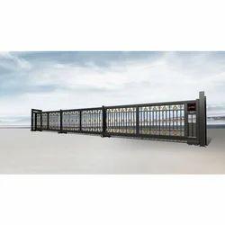 Modular Cantilever Sliding Gate