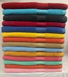 Dobby Plain Solid Towel