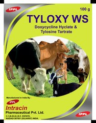 Doxycycline Hyclate / Tylosine Tartrate