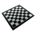 Marble Unique Collectible White Chess Board Inlay Homdecor Gift