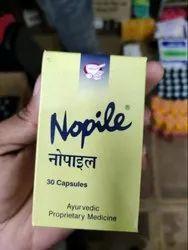 Nopile Capsules