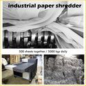 Industrial Paper Shredder