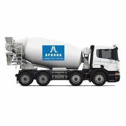 Aparna M20 Grade OPC Ready Mix Concrete