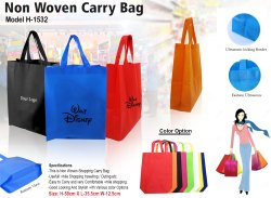 Non Woven Carry Bag H-1532