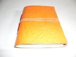 Designer Embossed Handmade Leather Journal
