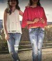 Grils Jeans