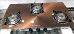 Faber 3 Burner Gas Stove