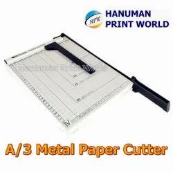 A/3 Metal Paper Cutter
