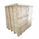 Rectangular Wooden Shipping Boxes