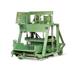 Hollow Solid Block Machine