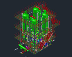 3D Modeling of Total Plant