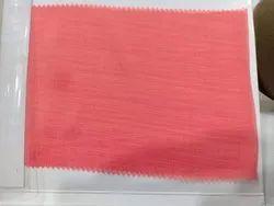 Pink Plain Sai Chiffon Fabric