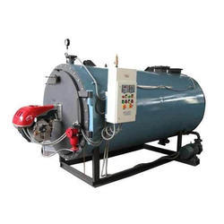 Horizontal Hot Water Generator
