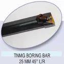 45 Deg C 25 mm TNMG Boring Bar
