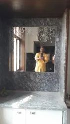 Desiner Wall Mirror Glass, For Home