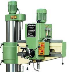 55 mm Radial Drilling Machine