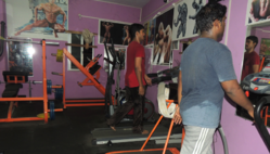 Male Mens Fitness Gym
