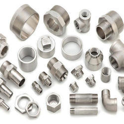 Stainless Steel Screwed Fittings