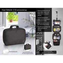 4 Layer Toiletry Kit
