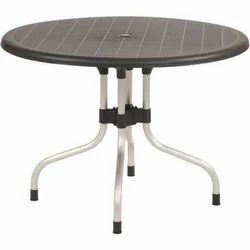Supreme Round Plastic Table