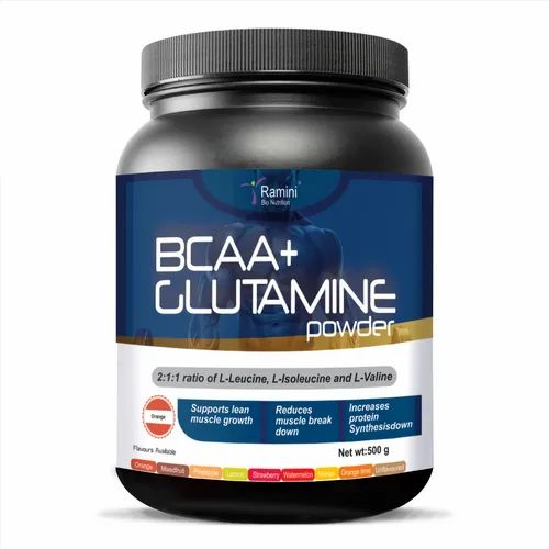 Bcaa and glutamine when to take