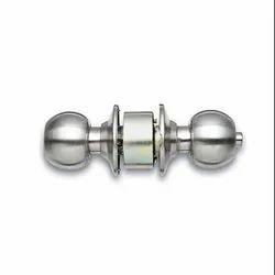Godrej Locks Classic Cylindrical Lock (Stainless Steel)