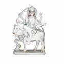 Marble Goddess Gauri Statue