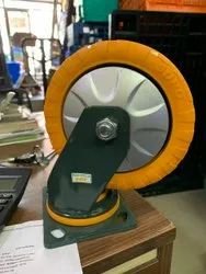 63 mm Hi Tech PU Caster Wheel