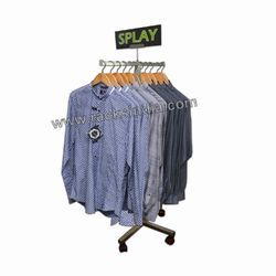 Shirts Display Racks
