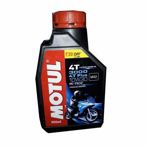 3000 4t Plus 10w30 Engine Oil Motul