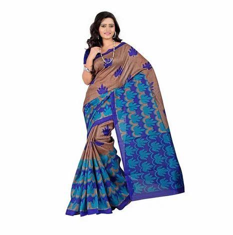 91932d1f7d Buyonn Women Cotton Silk Bhagalpuri Saree, Rs 349 /piece | ID ...