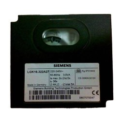 Siemens Sequence Controller LGK 16.322 A 27
