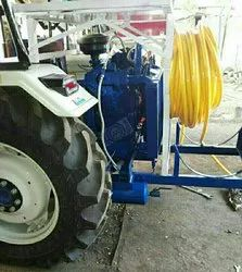 Tractor Mounted Air Compressor Trolley Mounted Air