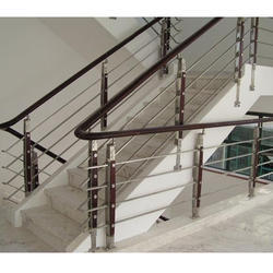 Stainless Steel Staircase Baluster