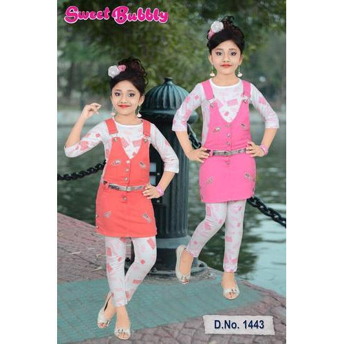 becb7fee012eb Kids Fancy Churidar Printed Legging